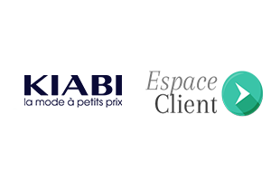 Espace client kiabi