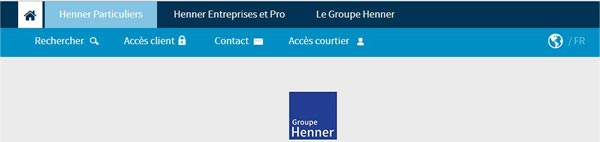 Portail Henner.com
