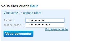 www.saur.com facture