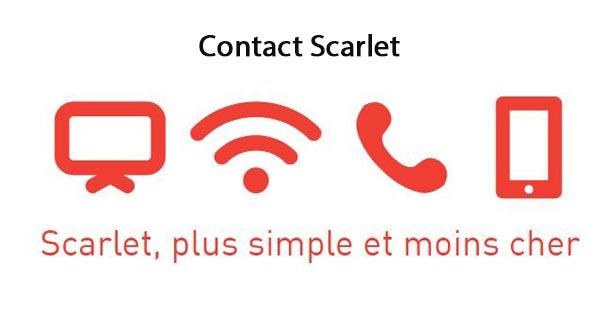 Scarlet contact center
