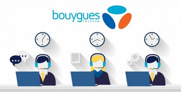 Bouygues Telecom contact