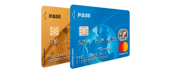 Paiement carte pass internet