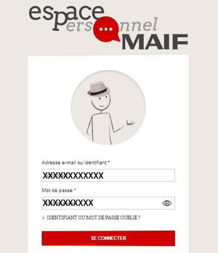 Parnasse maif espace personnel