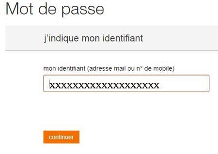 www orange fr espace client