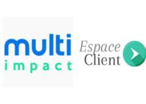 Espace clients multi impact