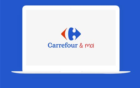 E coupon carrefour