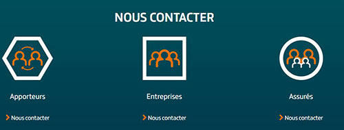 Contact service client email