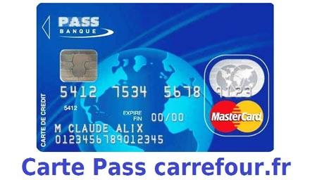 Reglement Pass Fr Carrefour Banque Connexion Espace Client
