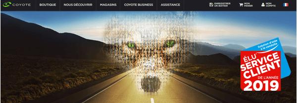 www.coyote.com abonnement