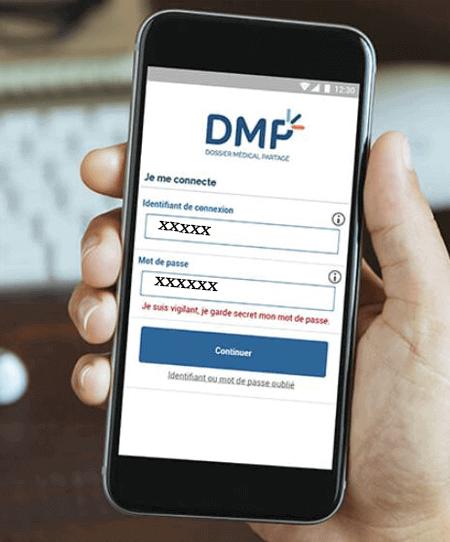 Application DMP