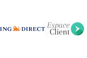 ING Direct espace client compte courant