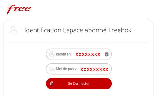 Accés à mon espace client Freebox