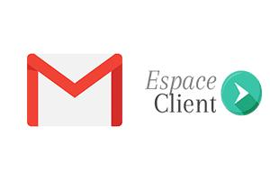 Se connecter à mon compte gmail