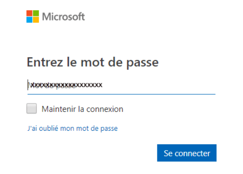 Messagerie hotmail se connecter outlook