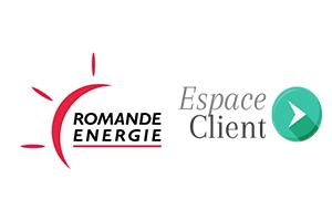 Romande énergie espace client