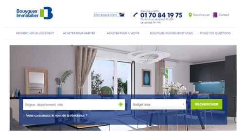 Accéder à www.bouygues-immobilier.com