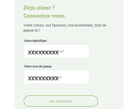 Espace Client Energies Leclerc Mon Compte Connexion