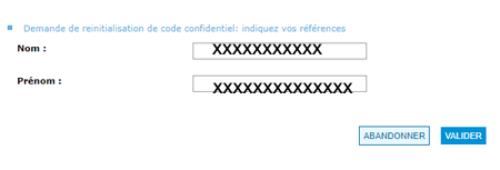 Code d'accès SMC