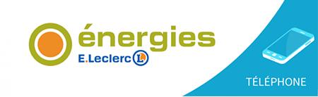 Energie leclerc service client