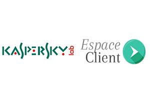 Espace client Kaspersky