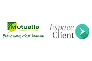 Connexion à mutualia espace client