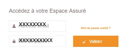 Accès utwin espace client