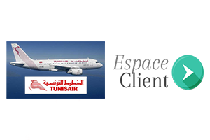 Tunisair réservation billet avion Tunisie