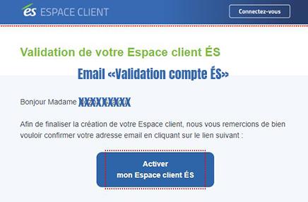 email activation espace client electricite strasbourg