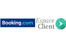 Connexion à l'espace propriétaire Booking