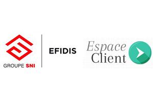 Efidis espace locataire CDC Habitat