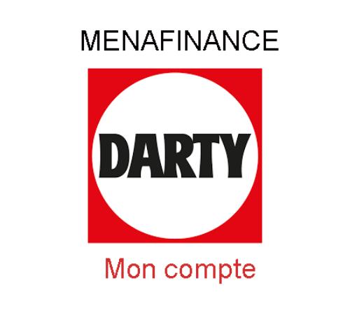 Menafinance Darty mon compte