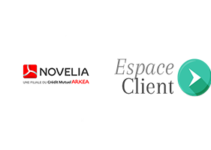 Accéder à l'espace client Novelia