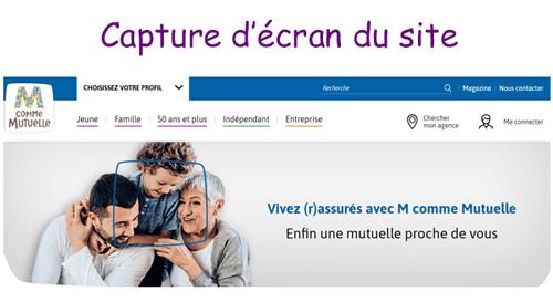 mcommemutuelle.com espace client