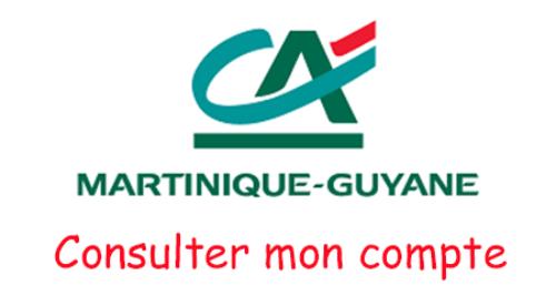Crédit agricole antilles guyane consultation compte en ligne