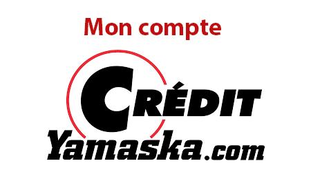 Mon compte credit yamaska