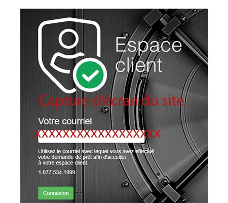 Credit yamaska espace client