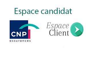 CNP Assurances espace recrutement