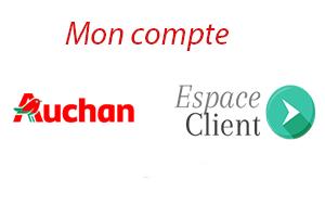 Auchan.fr espace personnel