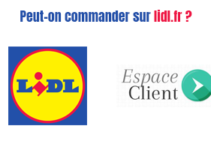 commander sur lidl.fr