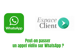 whatsapp appel video pc