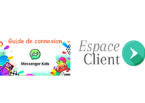 Se connecter à Messenger Kids