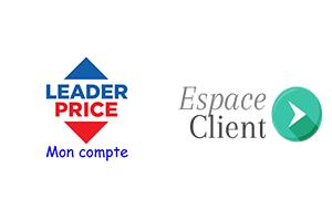 leader price connexion