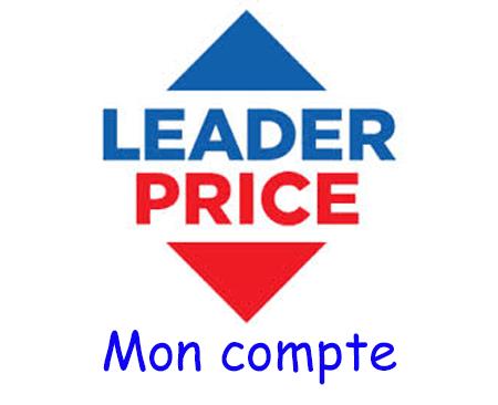 Se connecte rà leader price mon compte