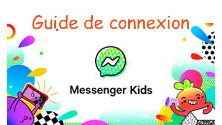 Connexion Messenger Kids