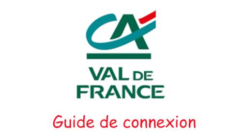 Accès au compte ca-valdefrance.fr