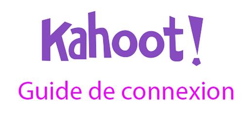 Créer un compte Kahoot