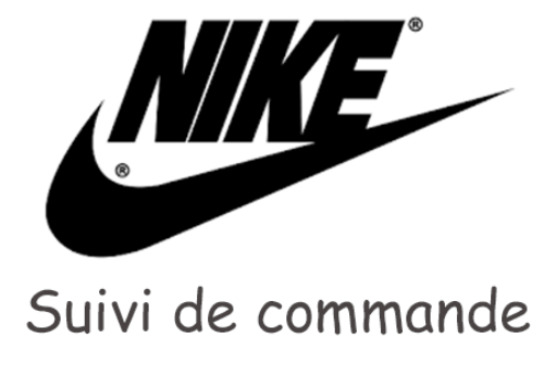 Suivre commande Nike