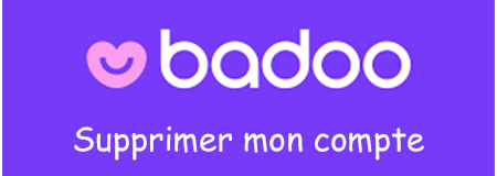 Comment supprimer compte badoo
