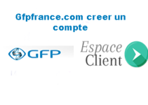 www.gfpfrance.com inscription