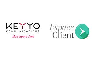 Accès au compte keyyo professionnel et particulier